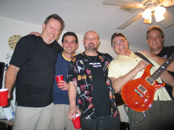 Ken, Dave, Mark, Ed and Chuck