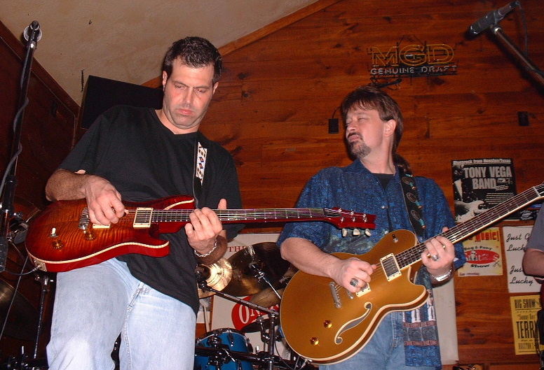 Mark and Kirk