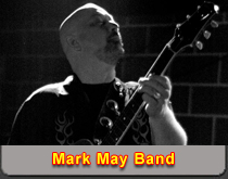 Mark May live at the 19th Hole, The Woodlands, TX, 2007